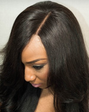 Peruvian Silk Closure